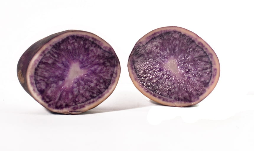 patata delizia blu interno