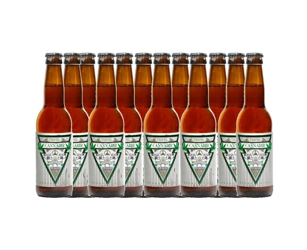 Birra alla canapa Cannabir