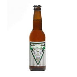 Birra tripel artigianale alla canapa