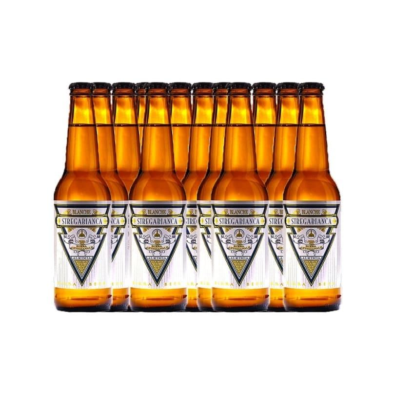 Birra bergamotto e coriandolo