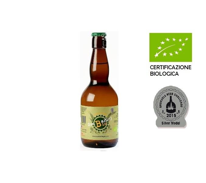 Birra Biologica Sun Barley 1