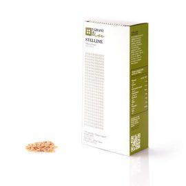 STELLINE pasta di semola di grano duro semintegrale Senatore Cappelli