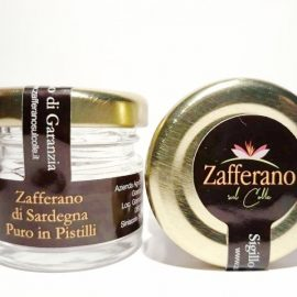 zafferano in stimmi pistilli