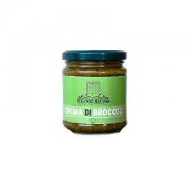 Crema broccoli