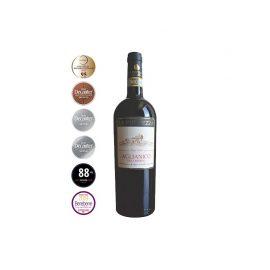 Vino rosso Aglianico del taburno