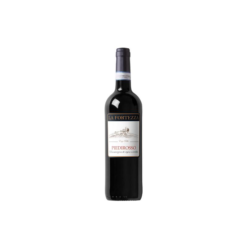 Vino rosso Piedirosso doc