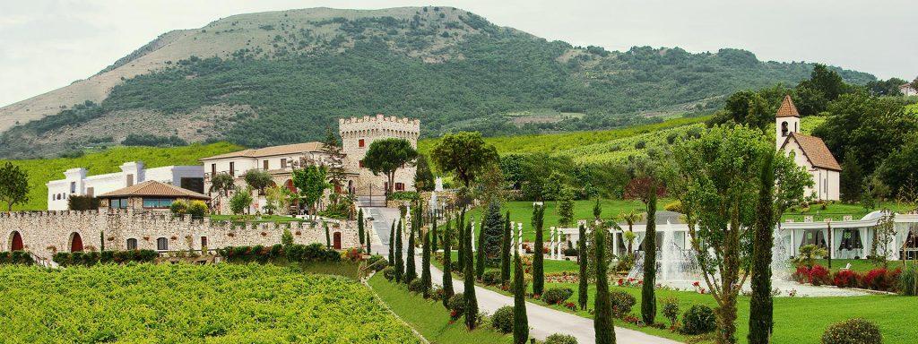 La Fortezza, una delle realtà vitivinicole più importanti della provincia di Benevento