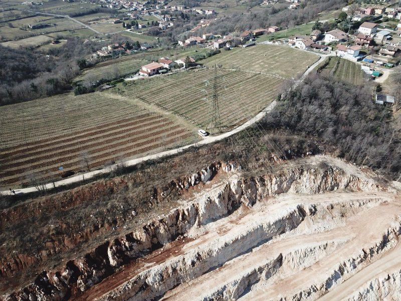 Un territorio da sempre vocato alla viticoltura