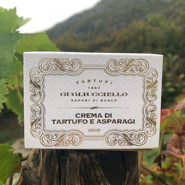 Tartufi Gugliucciello, la perla nera del Monte Marzano
