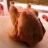 Pollo ruspante allevato a terra (busto intero)