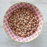 produzione ceci bio azienda agricola paolucci lina