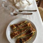 torta salata agriturismo caseria
