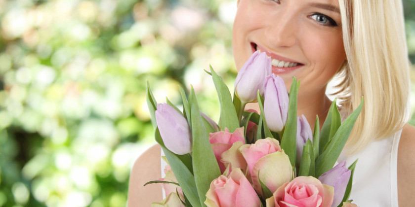 donna-fiori-840x420 La green economy è l'economia del futuro