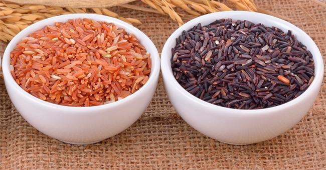 il-riso-rosso-e-nero-abbassano-il-colesterolo Le varietà di riso: integrale, rosso e nero
