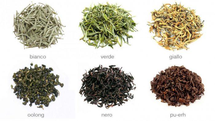 varieta_te2-1160x653-e1526890298226 Tutti i colori del tè: le varietà, le proprietà e i benefici sulla salute