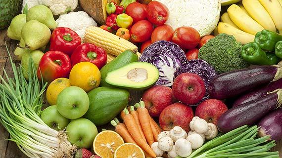 healthy_whole_foods Sulla tavola dell'estate tanta frutta e verdura