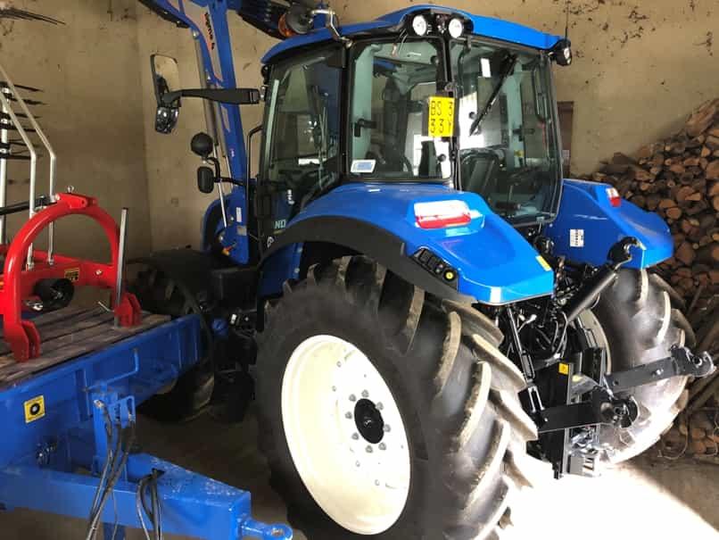 trattore Iapozzuto Elena: produzione cereali, ortaggi e legumi bio